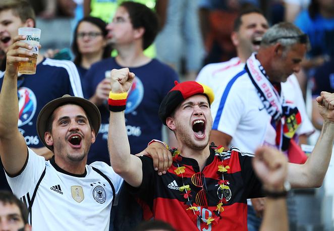 Сборная Франции обыграла «немецкую машину» ивышла вфинал Евро