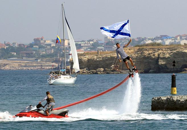 Международные состязания поводолазному многоборью «Глубина-2016» стартовали вСевастополе