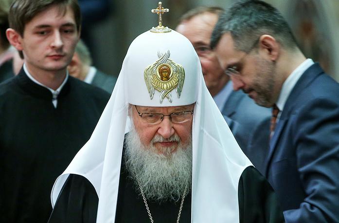 МуфтийРТ учавствует воткрытииXX Всемирного русского народного храма