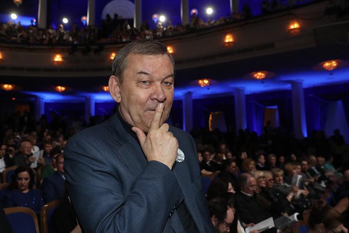 Генеральный директор Государственного академического Большого театра России (ГАБТ) Владимир Урин