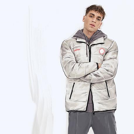 Компания ZASPORT представила эскизы формы русских атлетов наОИ