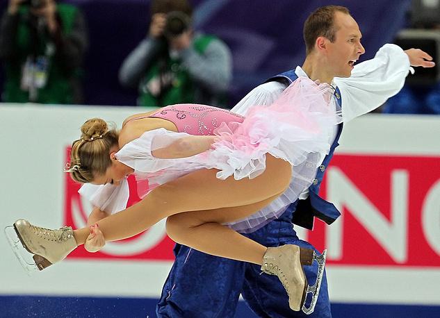 Нелли Жиганшина и Александр Гази