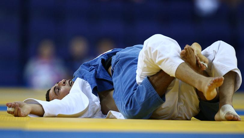 Российский спортсмен Якуб Шамилов