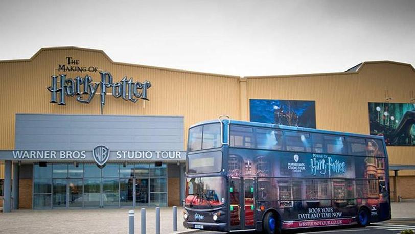 Фото Warner Bros. Studio Tour London на Facebook