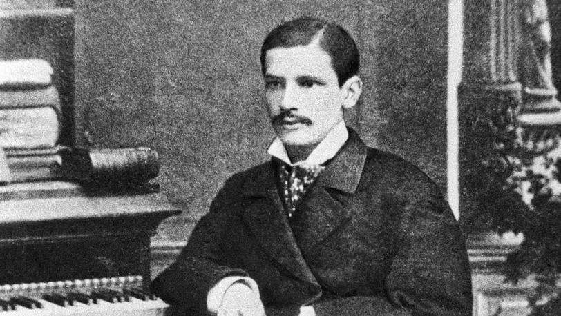 Петр Столыпин - студент естественного отделения физико-математического факультета Санкт-Петербурского унивеститета, 1881 год