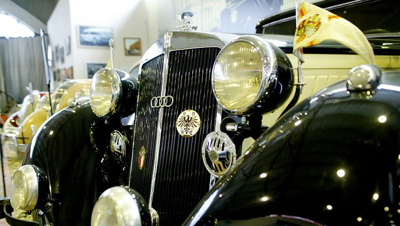 Horch 830BK, 1935