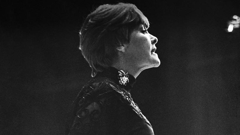Белла Ахмадулина. 1976 год