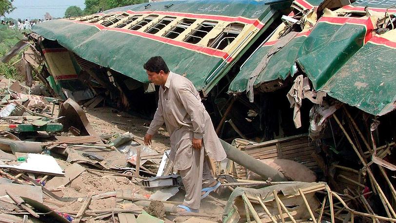 13 июля 2005 года. Провинция Синд / Пакистан/