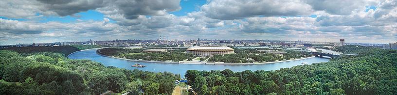 Общий вид. 2005 год. Фото ИТАР-ТАСС/ Николай Рахманов