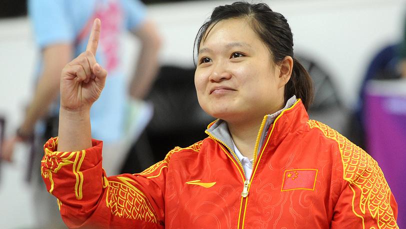 Китаянка Го Вэньцзюнь