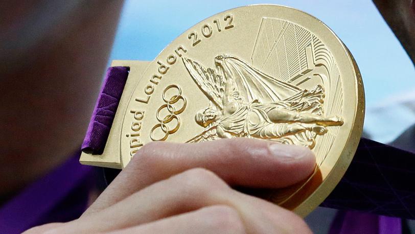 19-я медаль Майкла Фелпса