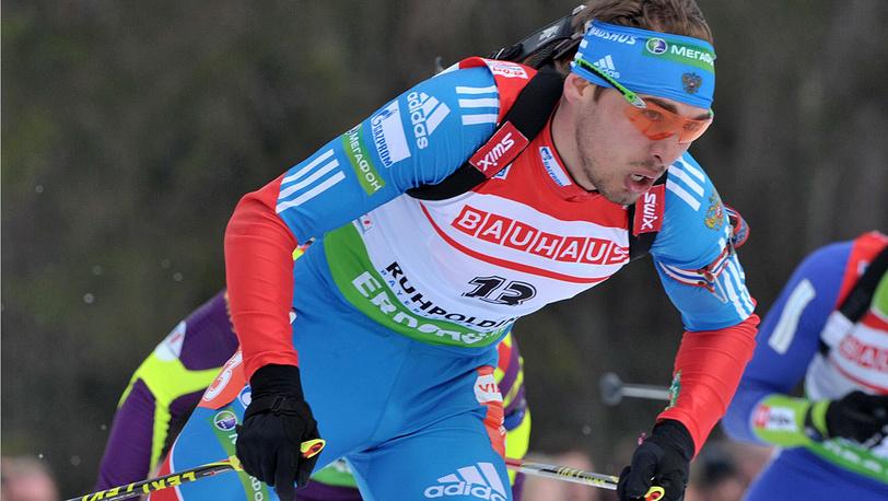 Антон Шипулин (3 место)