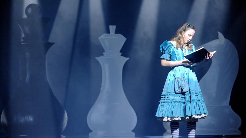"""""""Алиса в Зазеркалье"""""""