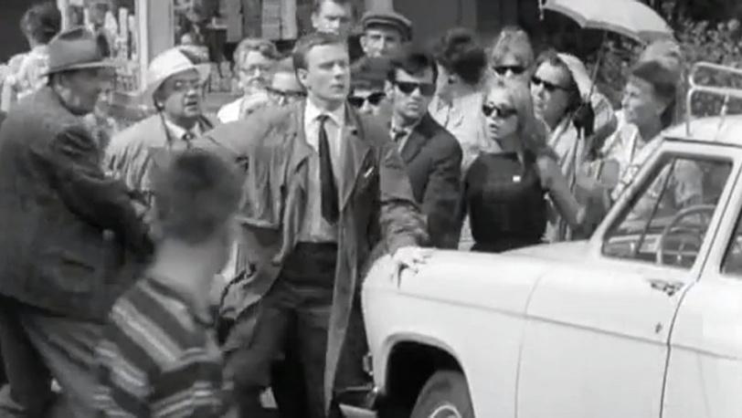 """""""Берегись автомобиля"""", 1966 год. Режиссер Эльдар Рязанов"""