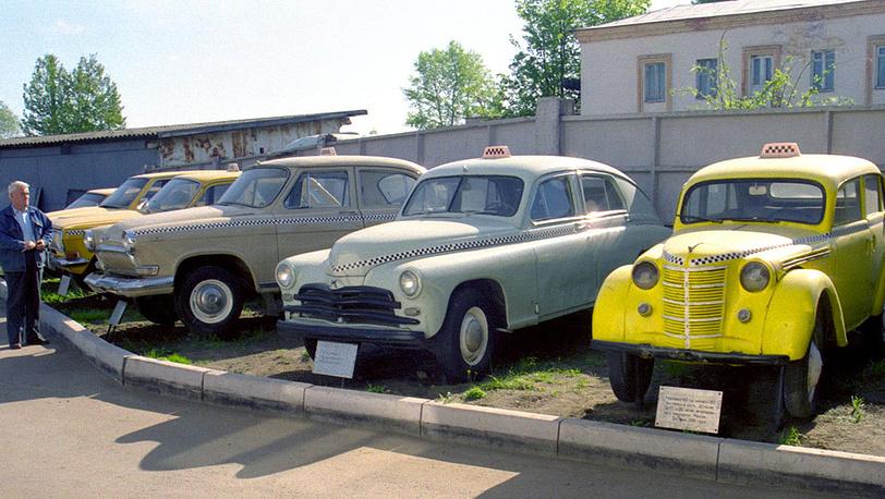Музей такси в Великом Новгороде