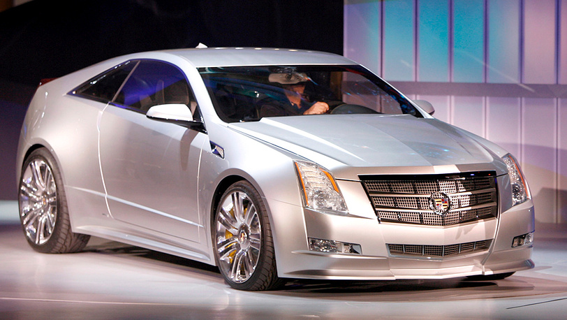 Cadillac CTS Coupe Concep
