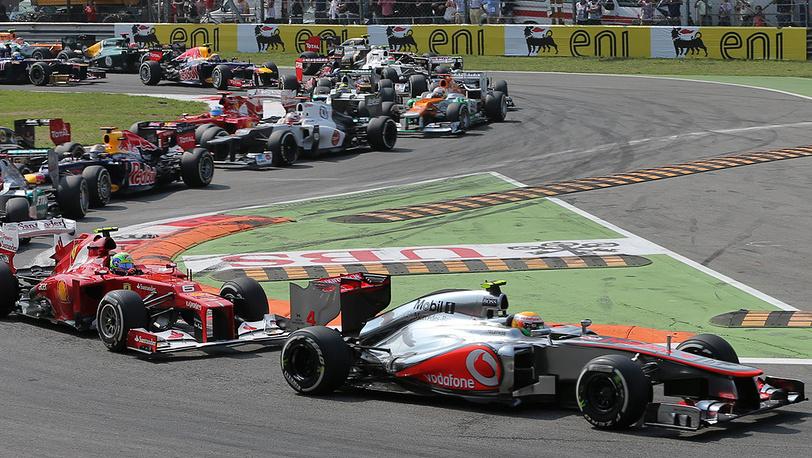 "Формула-1 - ""Гран при Италии"""