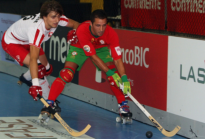 Матч Португалия-Швейцария