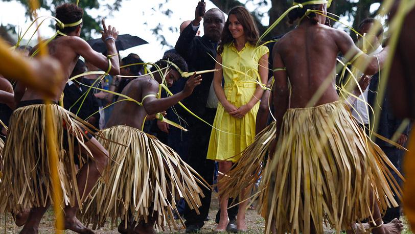 На Соломоновых островах