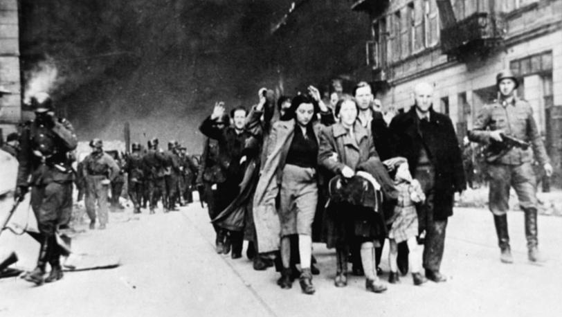 Варшавское гетто, 1943 год