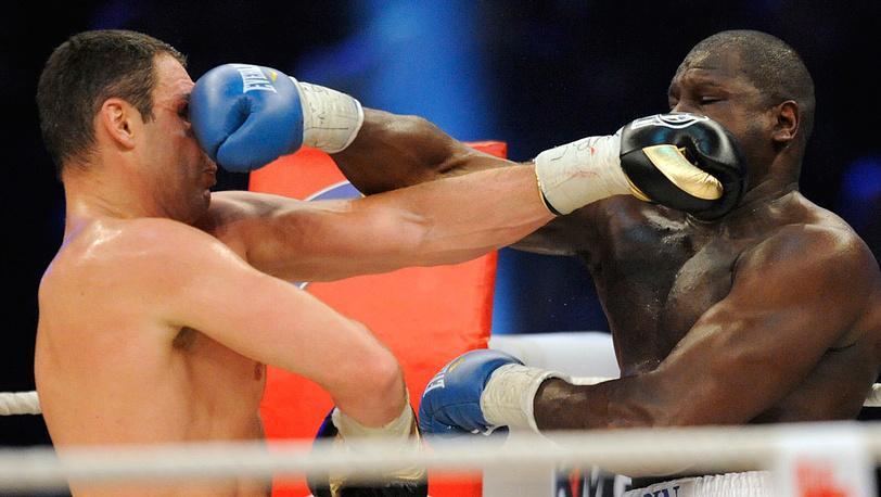 Бой с Кевином Джонсоном (США). 2009 год