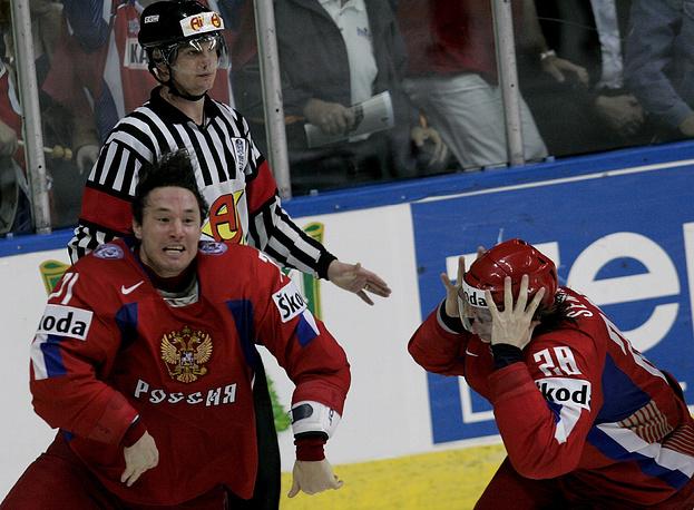 Илья Ковальчук принес России первое золото чемпионата мира за долгое время