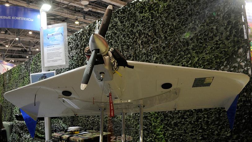 Беспилотный летательный аппарат ZALA 421-16
