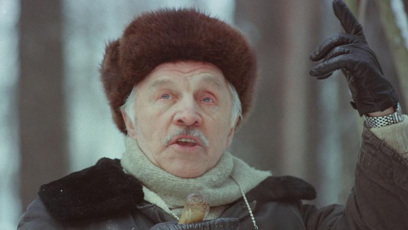 """Телеэкранизация пьесы """"Московская элегия"""