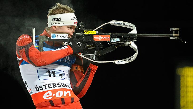 Команда Норвегии заняла второе место