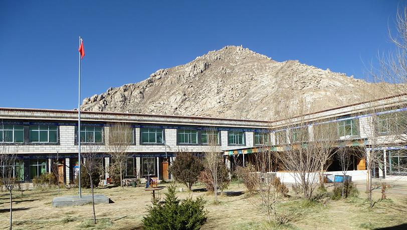 Тибетская школа