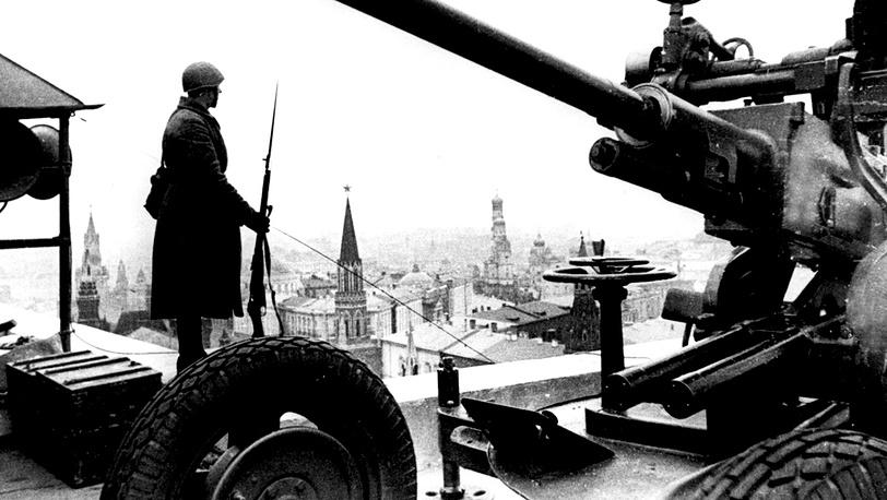 Оборона Москвы, 1941 год