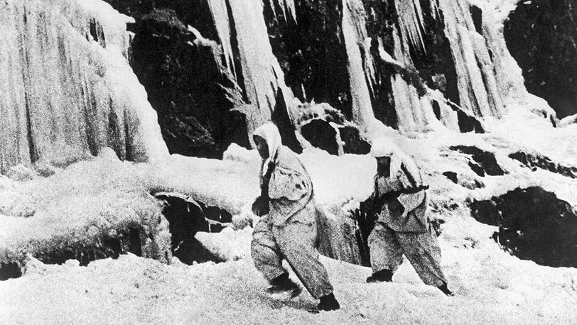 Полуостров Рыбачий, Мурманская область, 1941 год