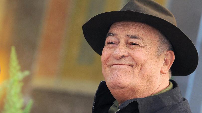 Председатель жюри основного конкурса Бернардо Бертолуччи