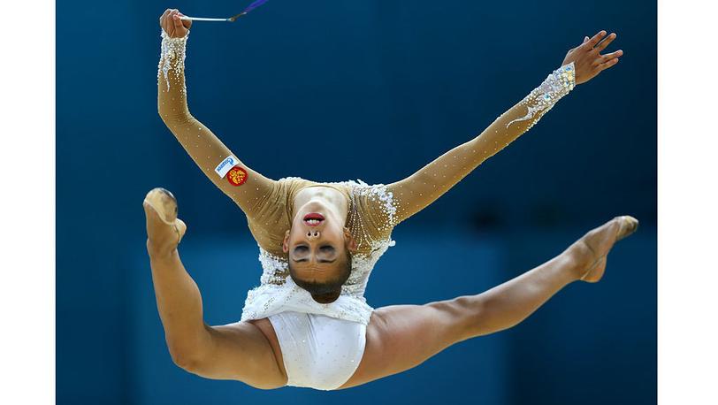 Маргарита Мамун, Россия. Фото ИТАР-ТАСС/Валерий Шарифулин