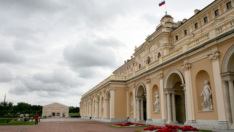 Константиновский дворец. Фото EPA/ULF MAUDER