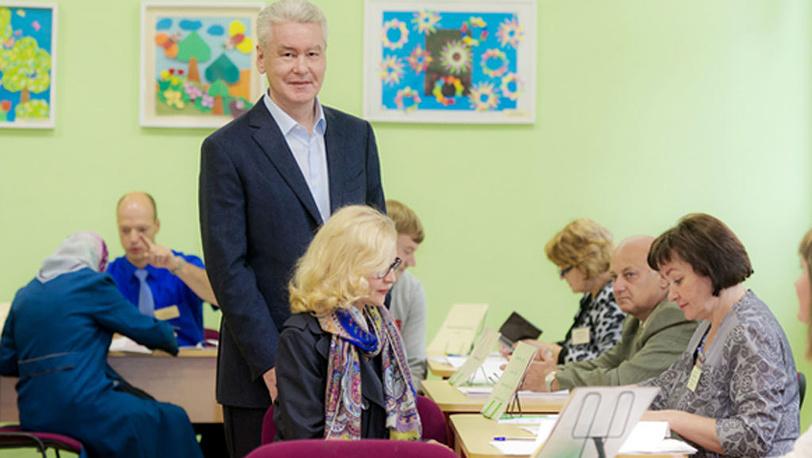 Фото Пресс служба правительства Москвы/Евгений Самарин