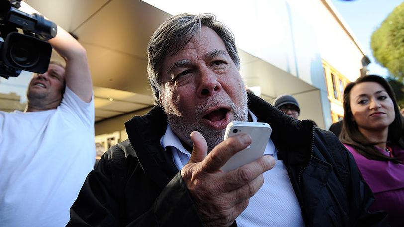 Сооснователь Apple Стив Возняк. Фото EPA/JOHN G. MABANGLO