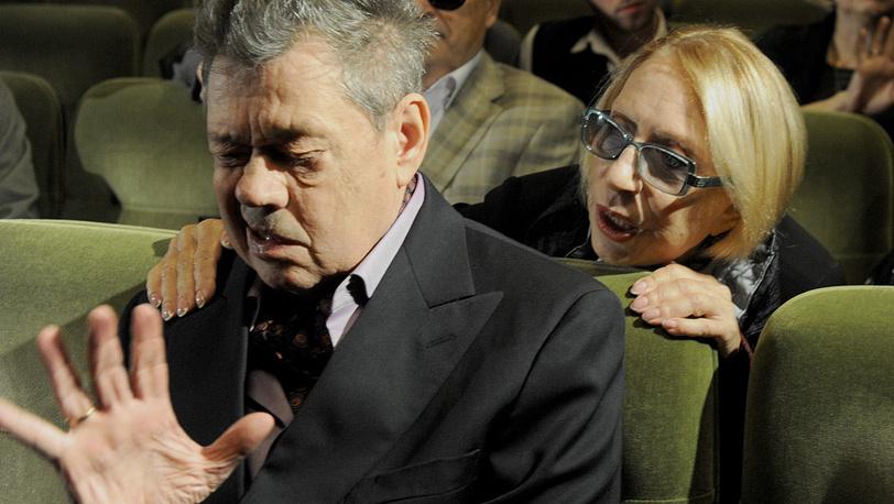 Н.Караченцов, И.Чурикова, 2012 год. Фото ИТАР-ТАСС/ Сергей Фадеичев