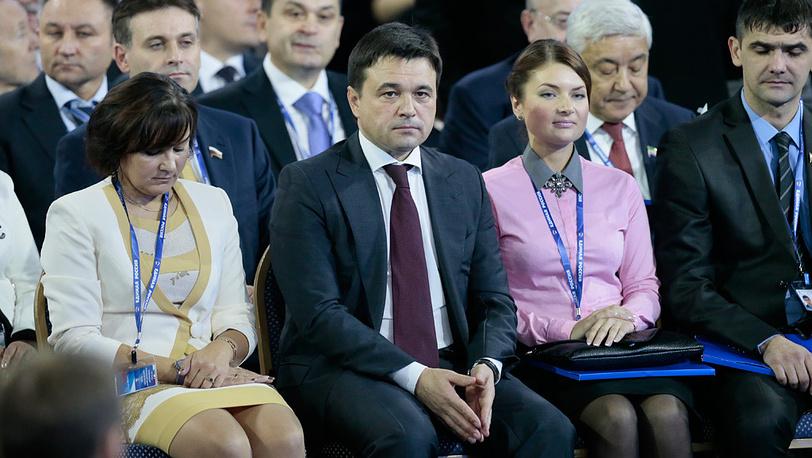 Губернатор Московской области Андрей Воробьев. Фото ИТАР-ТАСС/ Михаил Метцель