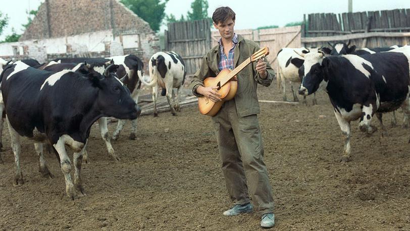 Музыкальная пауза. 1990 год. Фото ИТАР-ТАСС/ Владимир Веленгурин