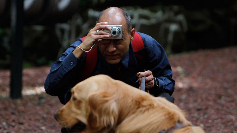 Антонио Домингез, фотограф. Фото AР/Marco Ugarte
