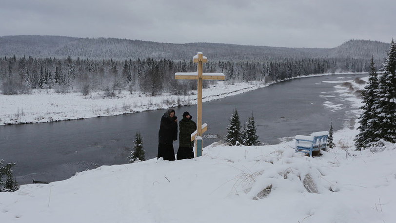 Деревня Черепаново. Фото ИТАР-ТАСС/ Максим Кимерлинг