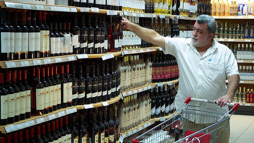 Молдавское вино. Фото ИТАР-ТАСС/ Вадим Денисов