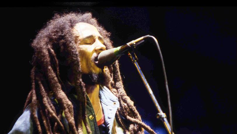 Боб Марли, 1980 год. Фото AP Photo/Str