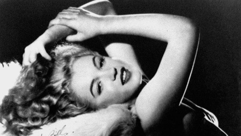 Мэрилин Монро, 1940 год. Фото AP Photo