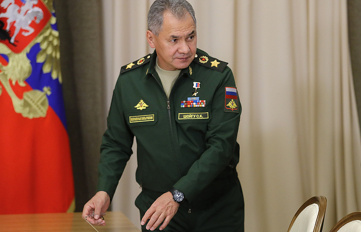 Russian defense minister points to Russia-Myanmar developing military cooperation