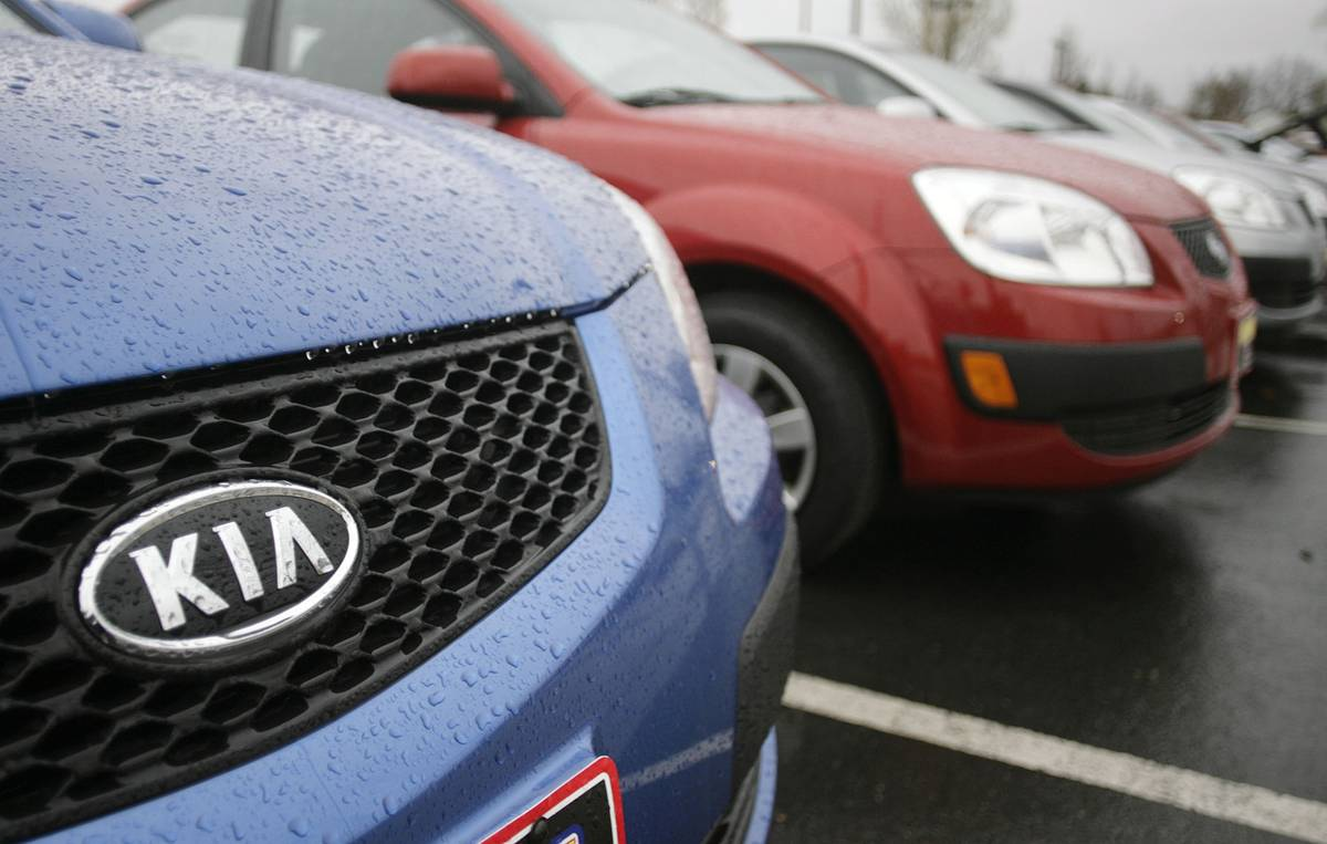 KIA Rio tops best-selling cars rating in Moscow in 2018 - Autostat
