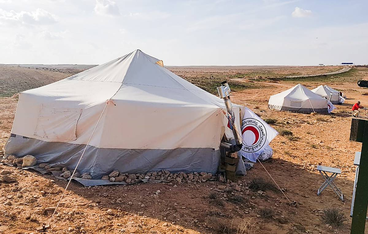 Immediate evacuation is last chance to save Rukban camp refugees — reconciliation center