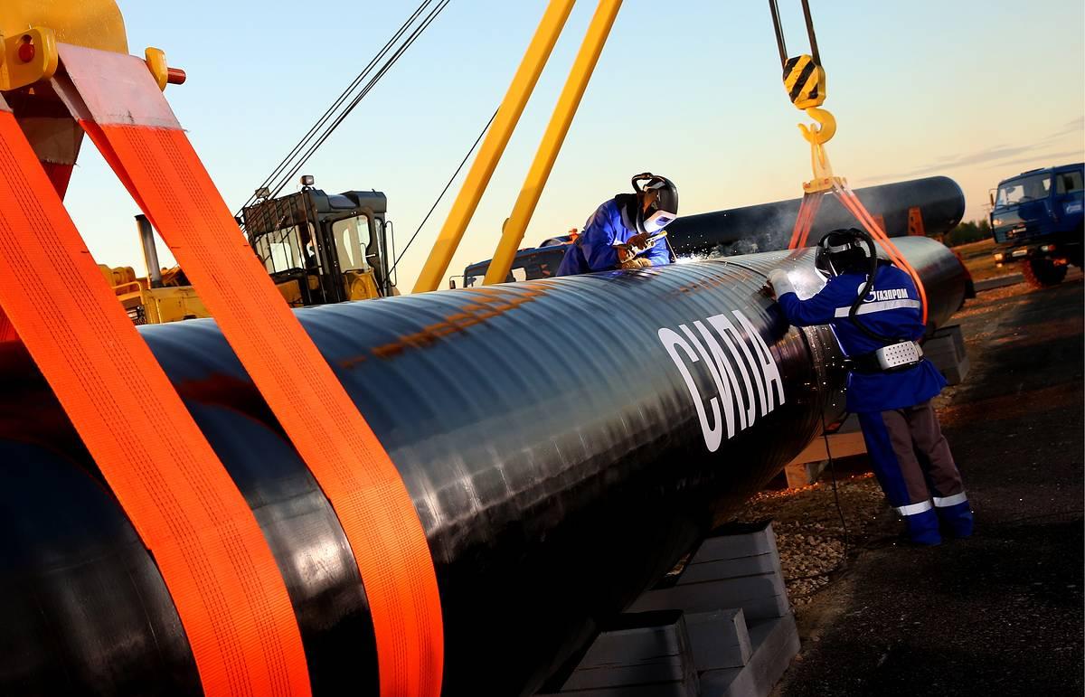 Замглавы CNPC: поставки российского газа в Китай могут достичь 100 млрд кубометров в год