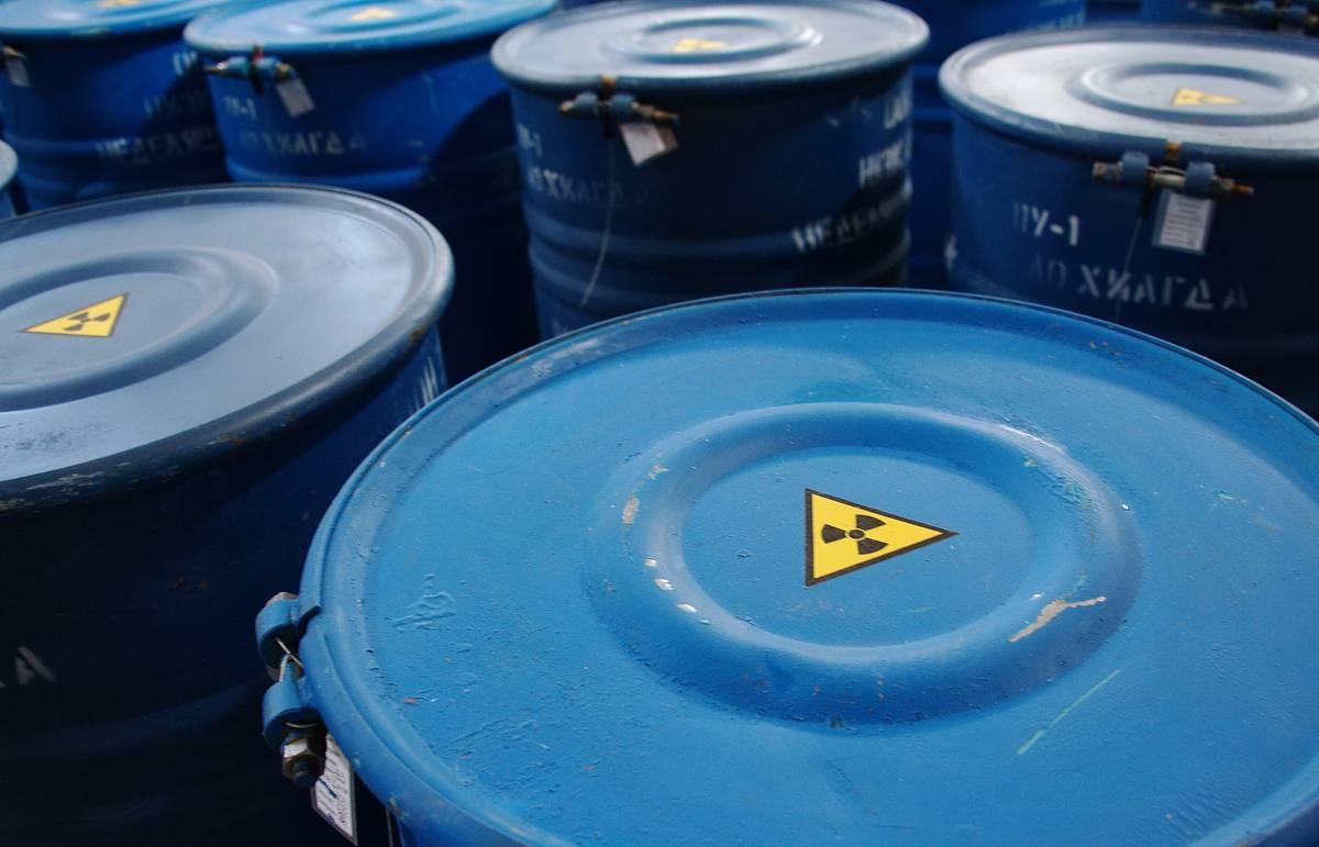 РФ и Иран вывезут обогащенный уран из Ирана в обмен на природный до конца года